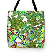 Mix And Mingle Tote Bag