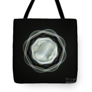 1 Mm Vibrating Bubble Tote Bag