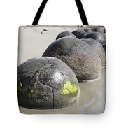 Moeraki Boulders, Koekohe Beach, New Tote Bag