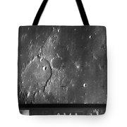 Moon: Ranger 7, 1964 Tote Bag
