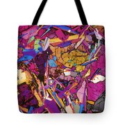Moon Rock, Transmitted Light Micrograph Tote Bag