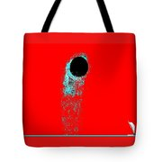 Moonclipse Tote Bag