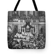 Morrison R. Waite (1816-1888) Tote Bag by Granger