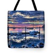 Morro Bay Wonder Tote Bag