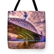 Moscow's Bridges Tote Bag