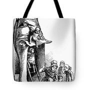 Mother Goose Tote Bag by Granger