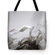 Mount Everest Tote Bag
