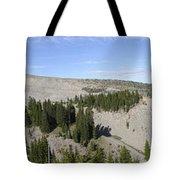 Mount Hood Pano Tote Bag