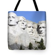 Mount Rushmore National Memorial, South Tote Bag