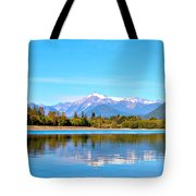 Mount Shuksan Tote Bag