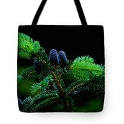 Mountain Life Tote Bag