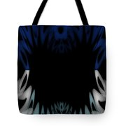 Mouth Of The Beast. Tote Bag