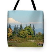 Mt. Adams In The Country Tote Bag