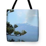 Mt. Etna Tote Bag