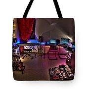 Music Studio Tote Bag