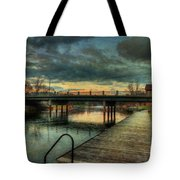 Napanee Harbour  Tote Bag