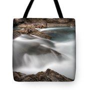 Natural Bridge Yoho National Park Tote Bag