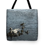 Natural Life Tote Bag