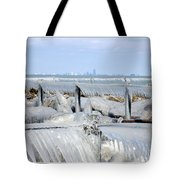 Natures Ice Sculptures 12 Tote Bag