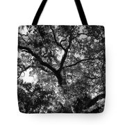 Nature's Network Tote Bag