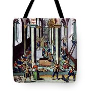 Netherlands: Calvinism Tote Bag
