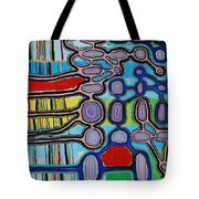 network II Tote Bag
