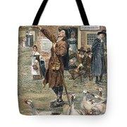 New England: Quaker, 1660 Tote Bag by Granger