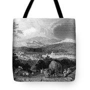New Hampshire, 1839 Tote Bag