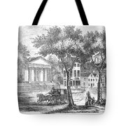 New Hampshire: Portsmouth Tote Bag