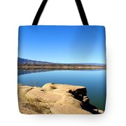 New Mexico Series - Abiquiu Lake Tote Bag