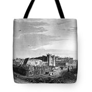 New Mexico: Zuni Pueblo Tote Bag