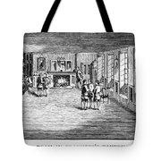 New York: Fraunces Tavern Tote Bag