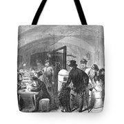 New York: Poverty, 1868 Tote Bag