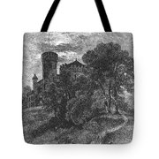 New York State: Castle Tote Bag