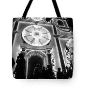 Nighttime Religious Celebrations Tote Bag