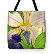 No Ordinary Orchid Tote Bag