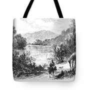 North Carolina, C1875 Tote Bag