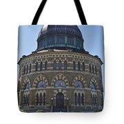 Nott Memorial Building At Union College Tote Bag