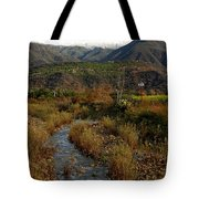 Ojai Valley Tote Bag