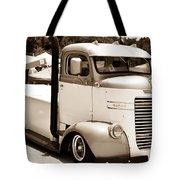 Old Dodge Tote Bag