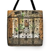 Old Gate Tote Bag