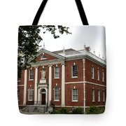 Old Town Philadelphia Tote Bag