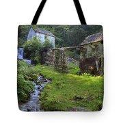 Old Watermill Tote Bag by Joana Kruse