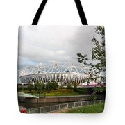 Olympic Park Tote Bag