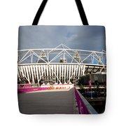 Olympic Stadium Tote Bag
