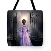 Open Gate Tote Bag