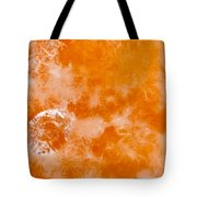 Orange 2 Tote Bag