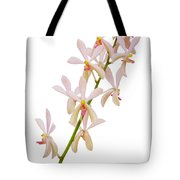 Orchid Panicle Tote Bag
