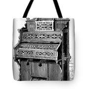 Organ, 19th Century Tote Bag