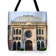 Orient Express Station In Istanbul Tote Bag